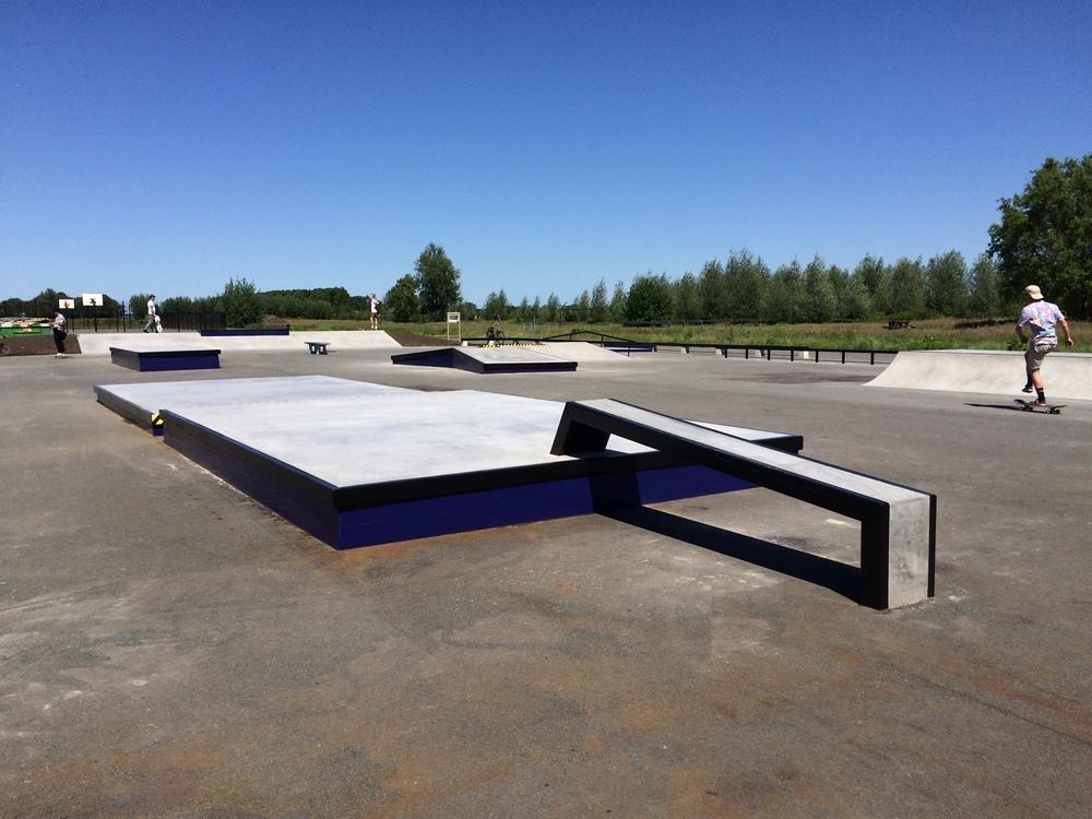 In Utrecht hebben wij de gemeente geadviseerd over de herontwikkeling van Skatepark Ruigenhoek.