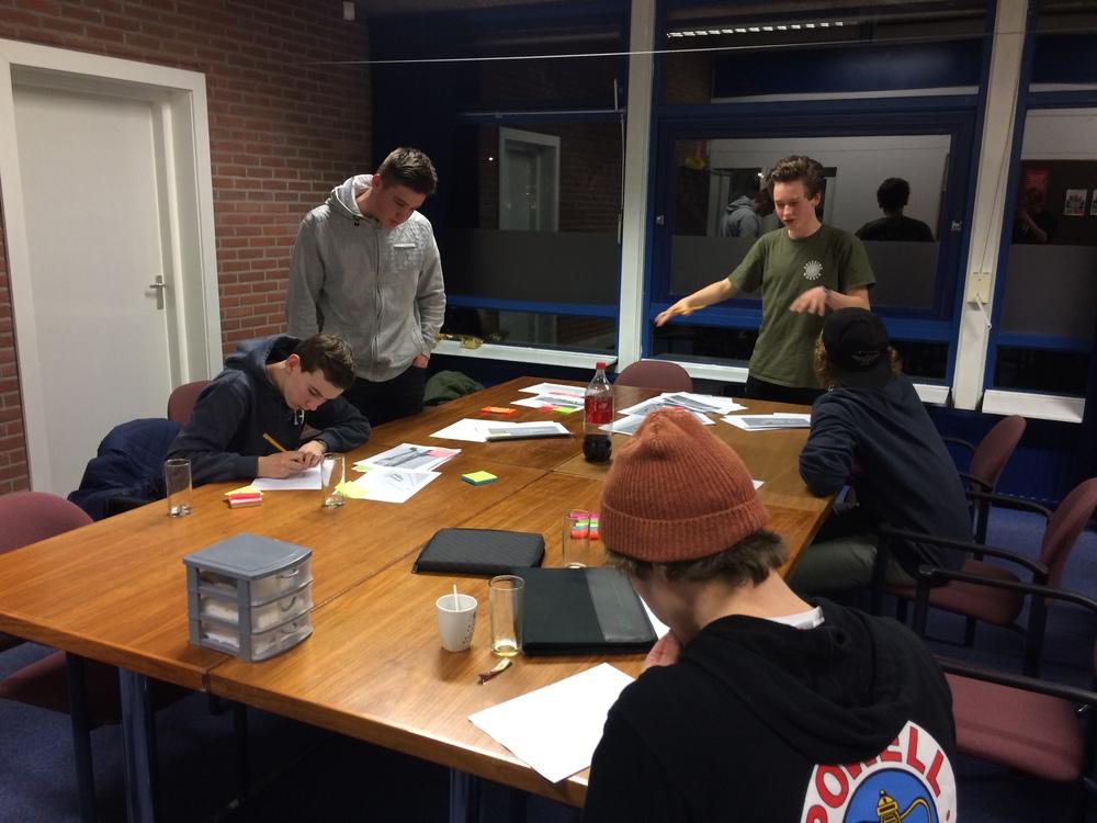 Samen met de lokale skaters brengen wij in kaart wat de wensen voor het toekomstige skatepark in Nunspeet zijn.