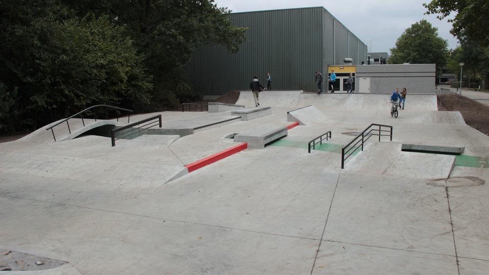 Skatepark Nunspeet