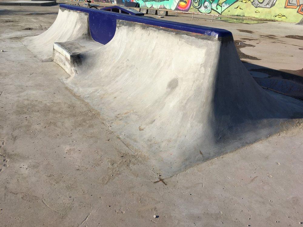 Spine Skatepark Yard
