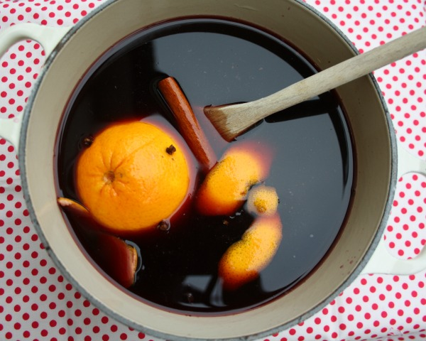 The best ever mulled wine recipe