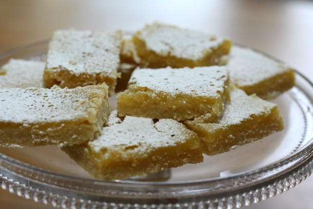 Lemon bars 10