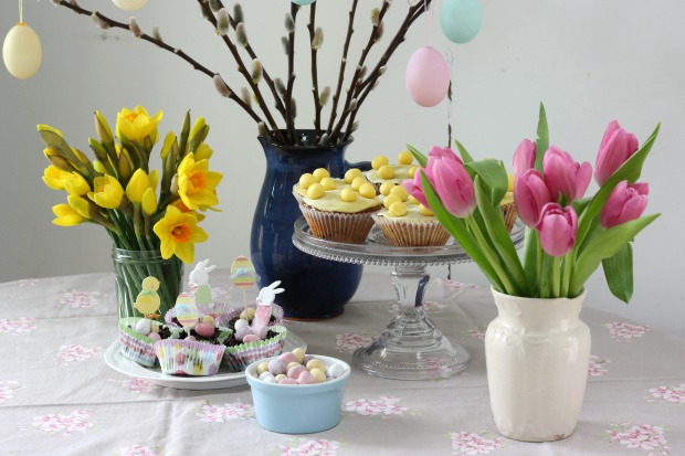 Mini Simnel Cakes for Easter  Really Pretty Useful 1
