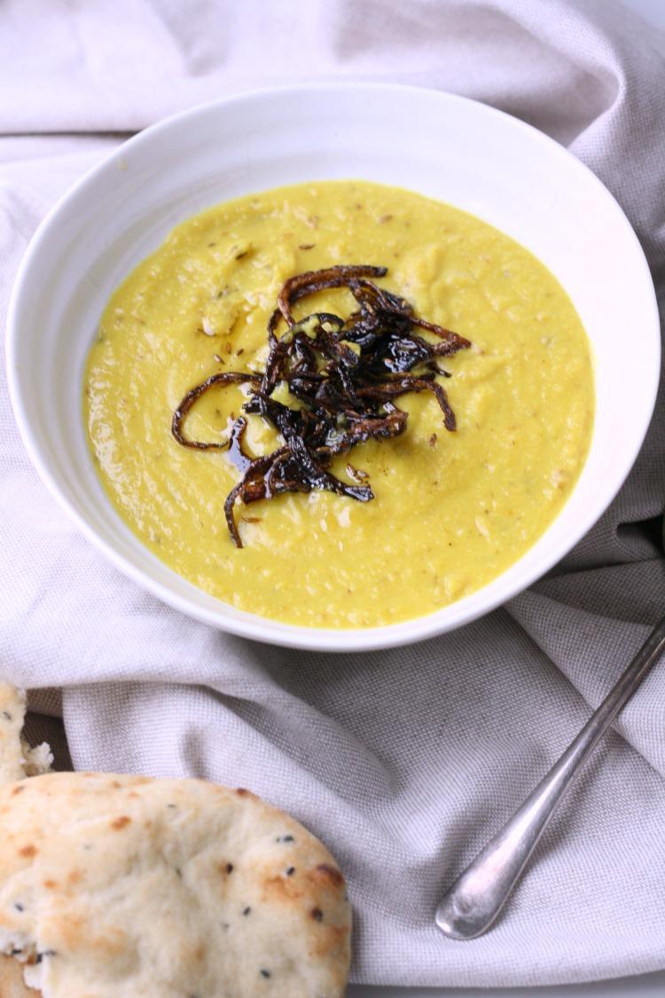 Aloo Gobi Soup | Really Pretty Useful