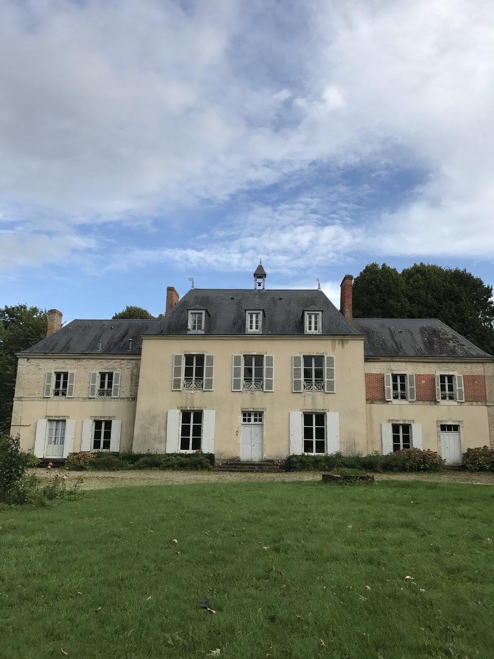 Chateau de la Ruche, Teille
