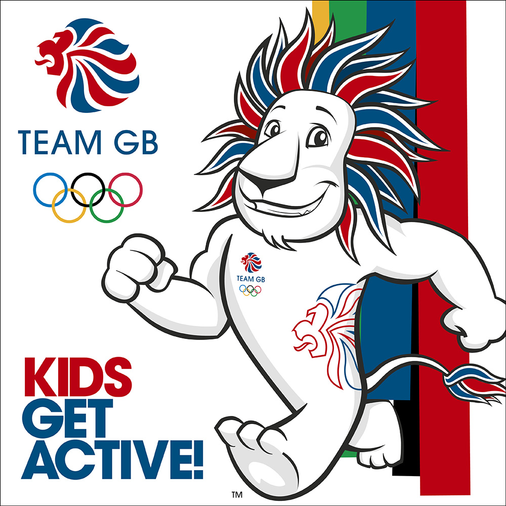 Team GB - Kids Get Active!