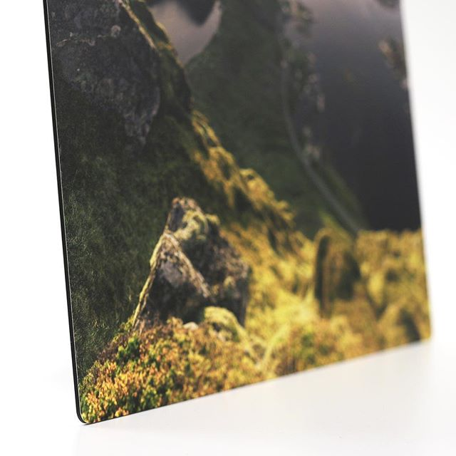 We now offer direct digital printing on aluminium Dibond panels. Glare-free matte finish on perfectly flat lightweight panels are perfect for interior artwork and signage. Dibond can also be used in wet or humid conditions. We can cut and print any shape or size up to 150x150cm with fast delivery anywhere in Finland.  #lasercutstudio #madeinfinland #directprinting #dibond #signage #digitalprinting #interiordesign #cncmachining #madeinhelsinki #dibondprint #aluminumprints #sisustusinspiraatio #sisustussuunnittelu #marketing #tulostus #hoteldesign #opasteet #sisustus