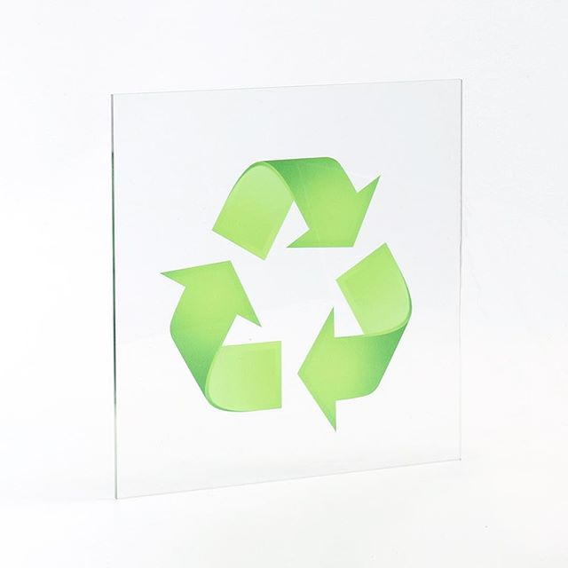 We are very pleased to announce that we are the first company in Finland to stock 100% recycled acrylic plastic for laser cutting, colour printing & CNC cutting!  Made from 100% recycled pre & post consumer waste. It can be used just like normal acrylic sheets but is much more sustainable solution if you need to use acrylic plastic.  Currently only available in transparent but can be printed on one side to create any colour you wish.  #lasercutstudio #sustainability  #sustainable #recycled  #lasercutting #lasercut #uvprinting #madeinfinland #laserengraving #directprinting #cnc #cnccutting #recycledacrylic #sustainabledesign