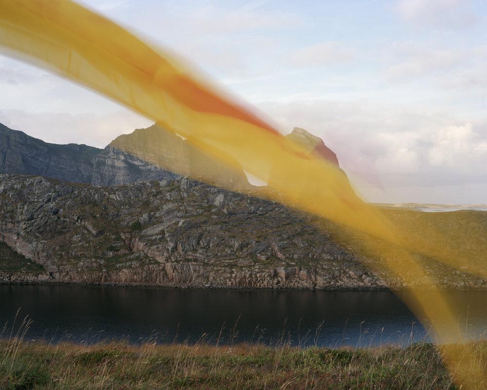 Yellow Flag #02 2016 Analog C-print 125 x 100 1/8