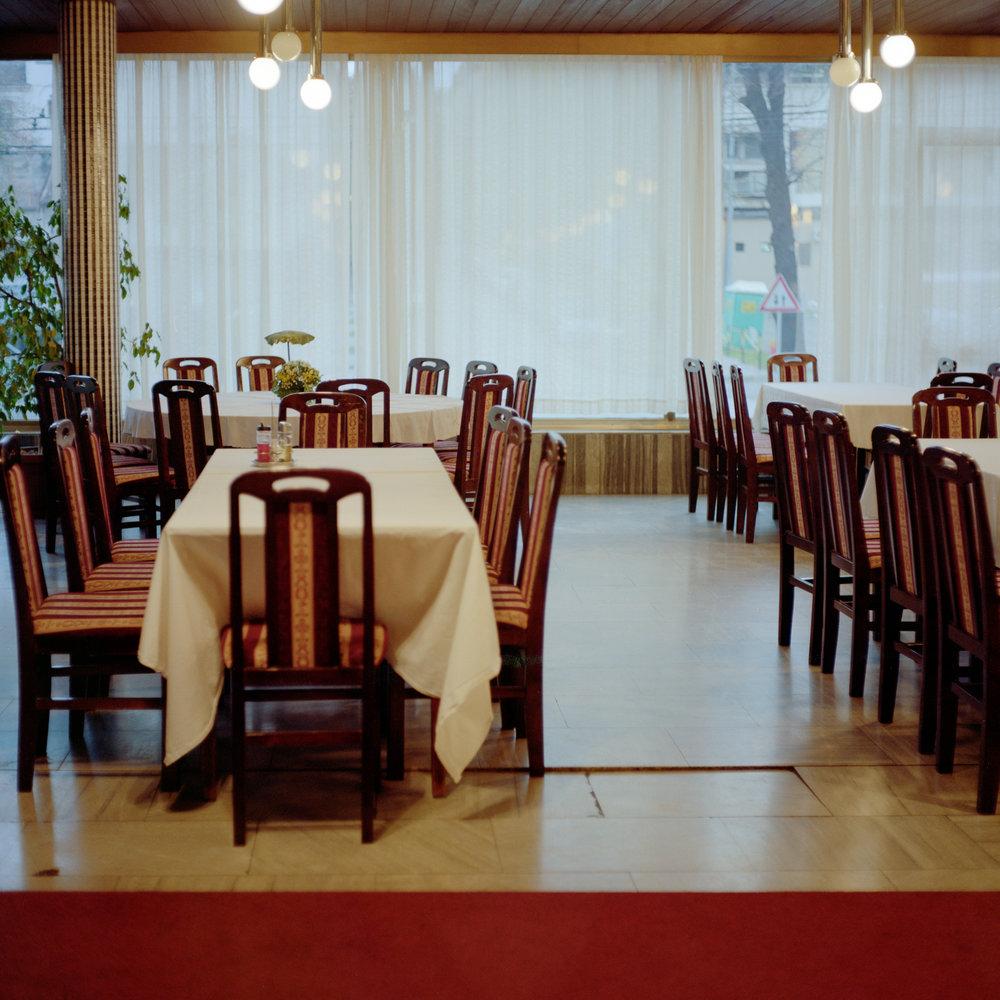 Hotel Slavija #02  2012 80cm x 80cm C-print  1/3 + 1 AP