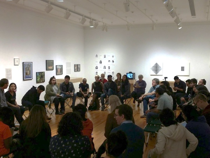 Resisting ICE in the Midwest , Anthropology Leaders Student Group, Krannert Art Museum