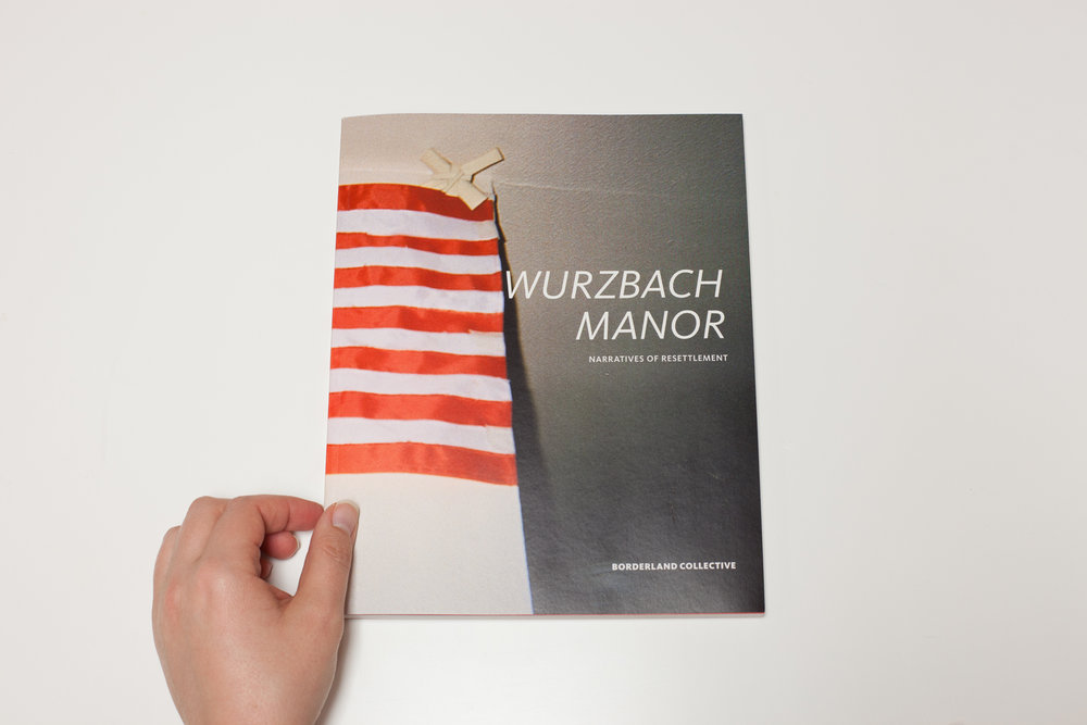 Wurzbach Manor Book