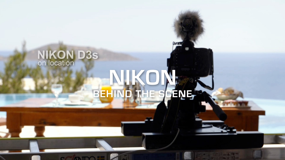 NIKON - Behind the Scene ./