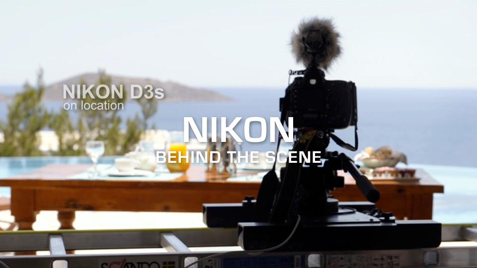 NIKON - Behind the Scene./