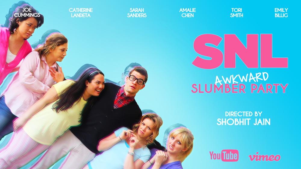 SNL Awkward Slumber Party - Poster.jpg