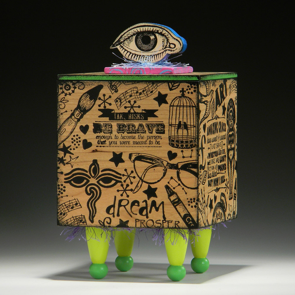 Visionary Art Box