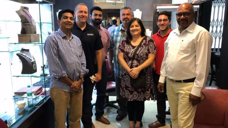 Rajesh Joshua with Ambassadors-1.JPG