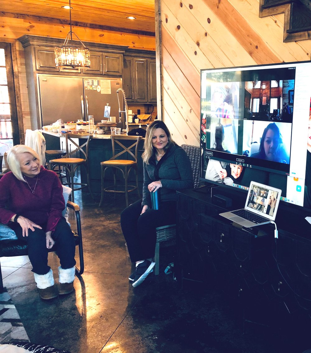 Thanks to technology, we were able to connect with Global Advance partners around the world who are raising up modern day Esthers in their nations!