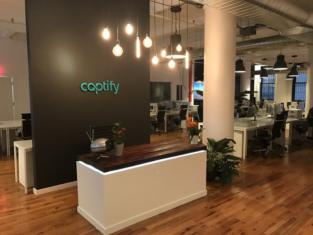 Captify New York Office HQ