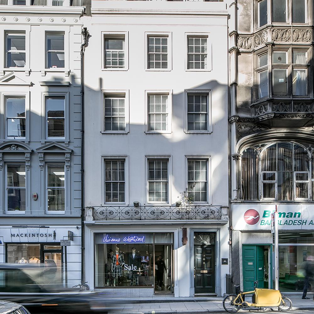 Conduit Street, Mayfair
