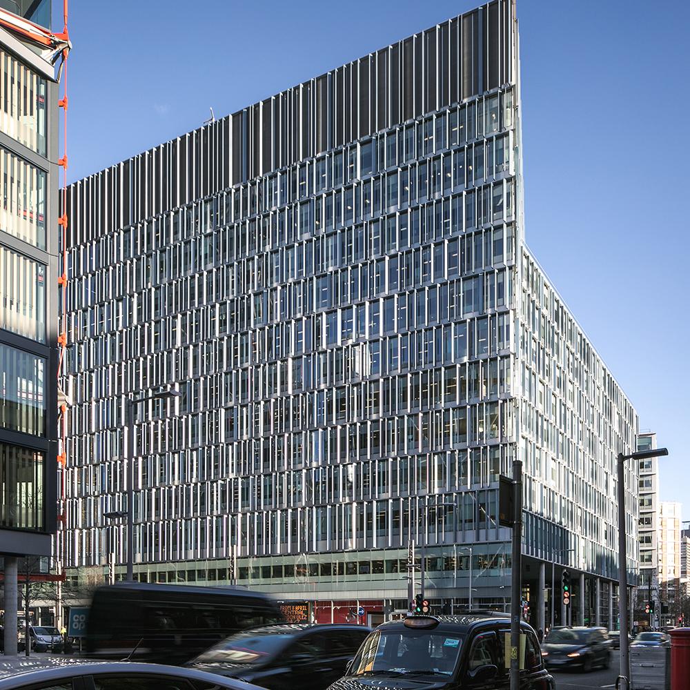 Blue Fin Building, Southwark