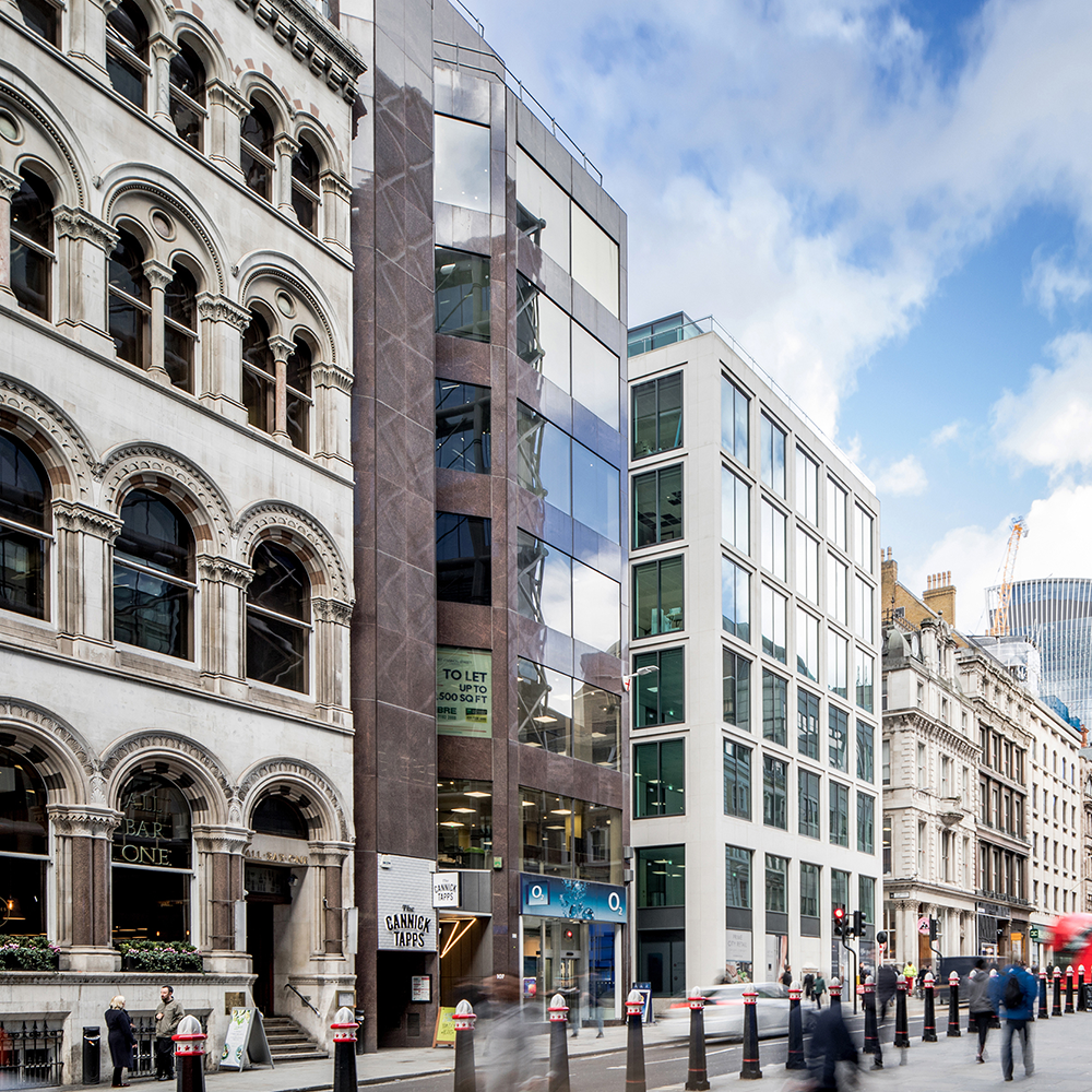 107 Cannon Street, The City