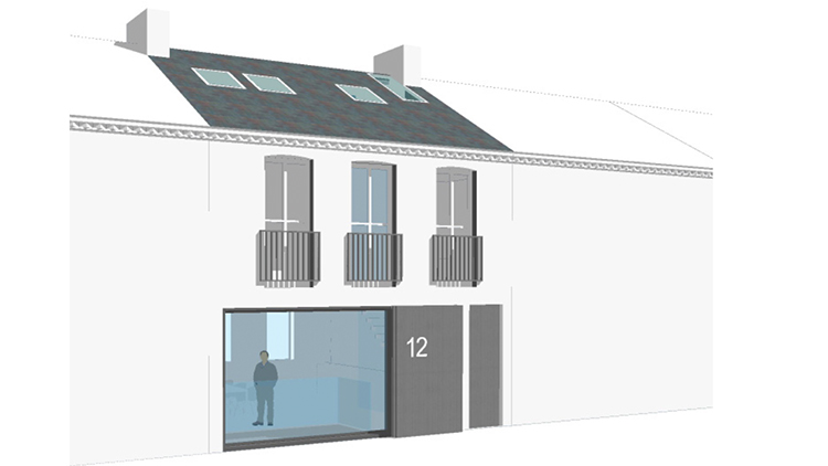 Notting Hill Mews    Conversion of mews garage to high end residence     £TBC
