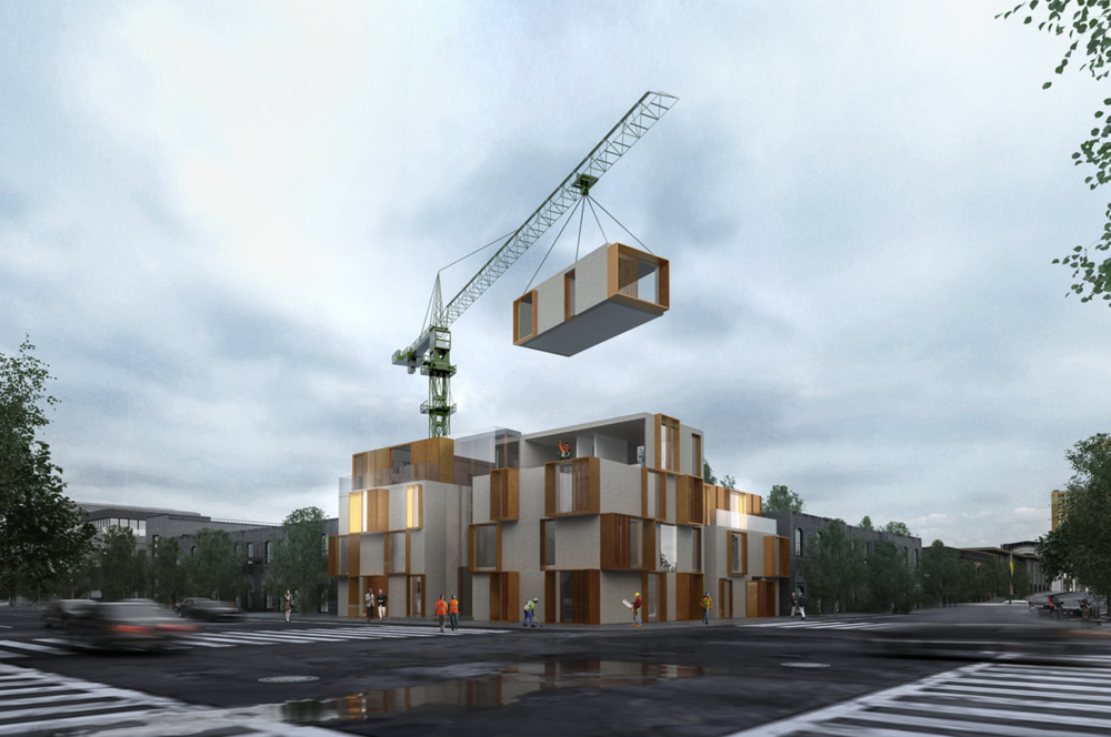 Free Whitepaper - Can Offsite, Volumetric Construction Solve the Housing Crisis?Ackroyd Lowrie have extensive experience of modern methods of construction, and have written a white paper on the potential for Offsite, Volumetric Construction to play its part in solving the housing crisis.Get the whitepaper