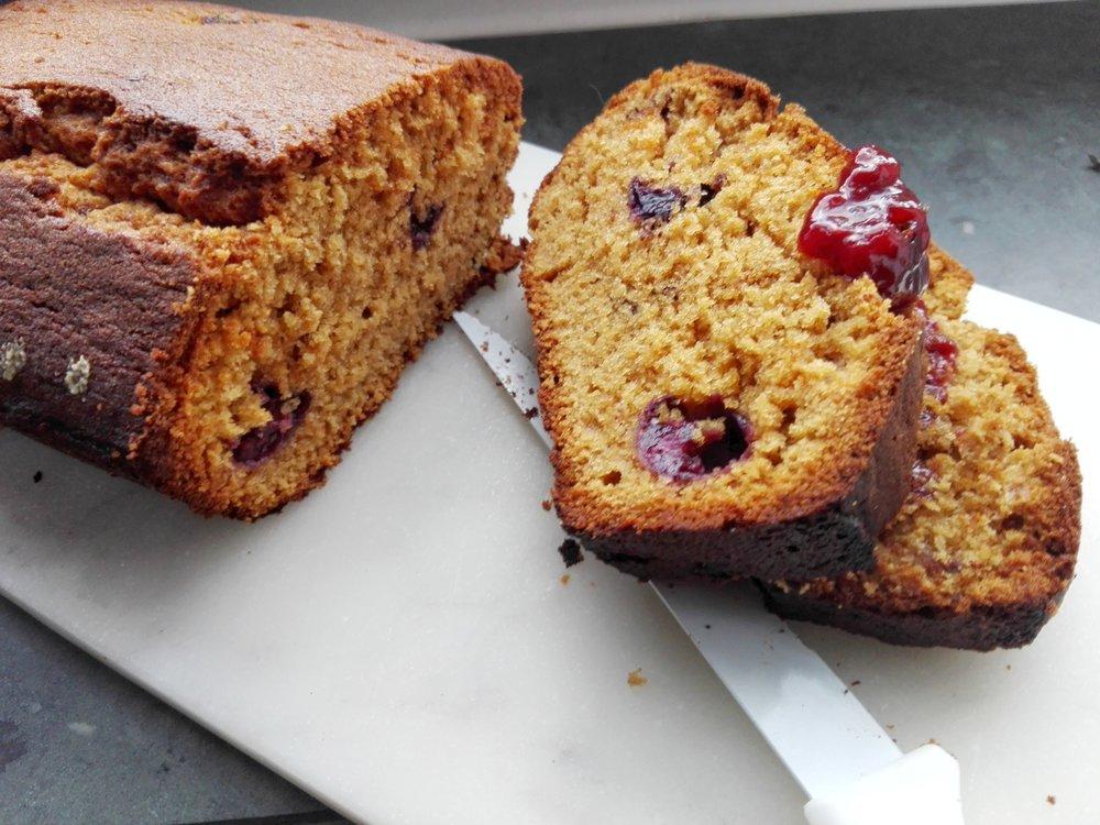 Ottolenghi Cake
