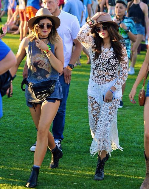 Selena Gomez Coachella 14'