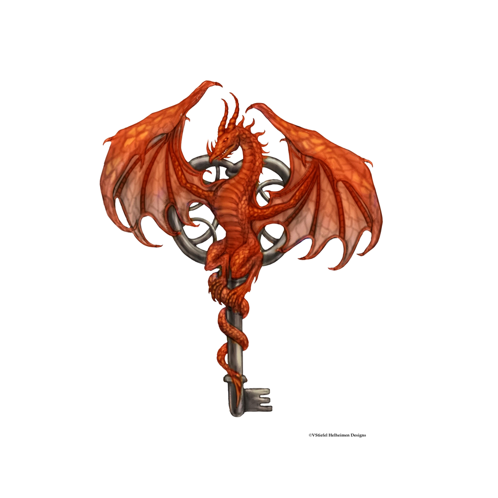 The Wyvern and The Key