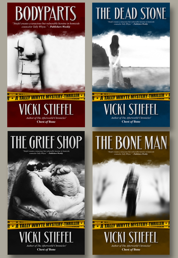 Tally Whyte mysteries soon to be eBooks.