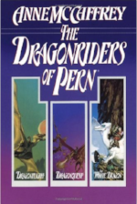 ©Estate of Anne McCaffrey