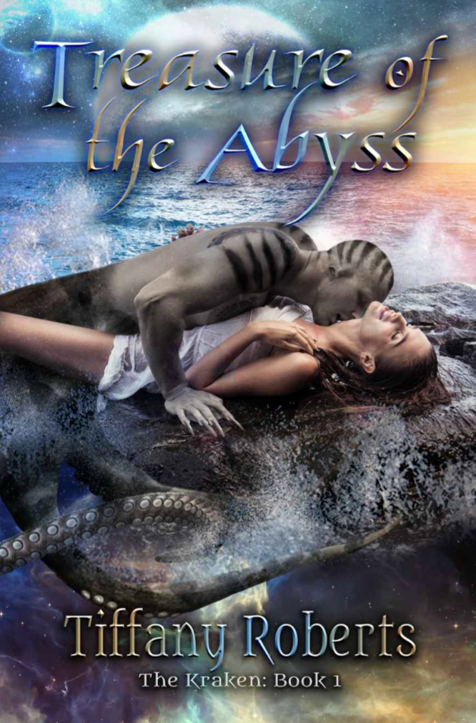 Prepare to be gripped, and I don't just mean by Jax's tentacles as Tiffany Roberts transports us to a fantastic new planet and a unique romance in Treasure of the Abyss. -