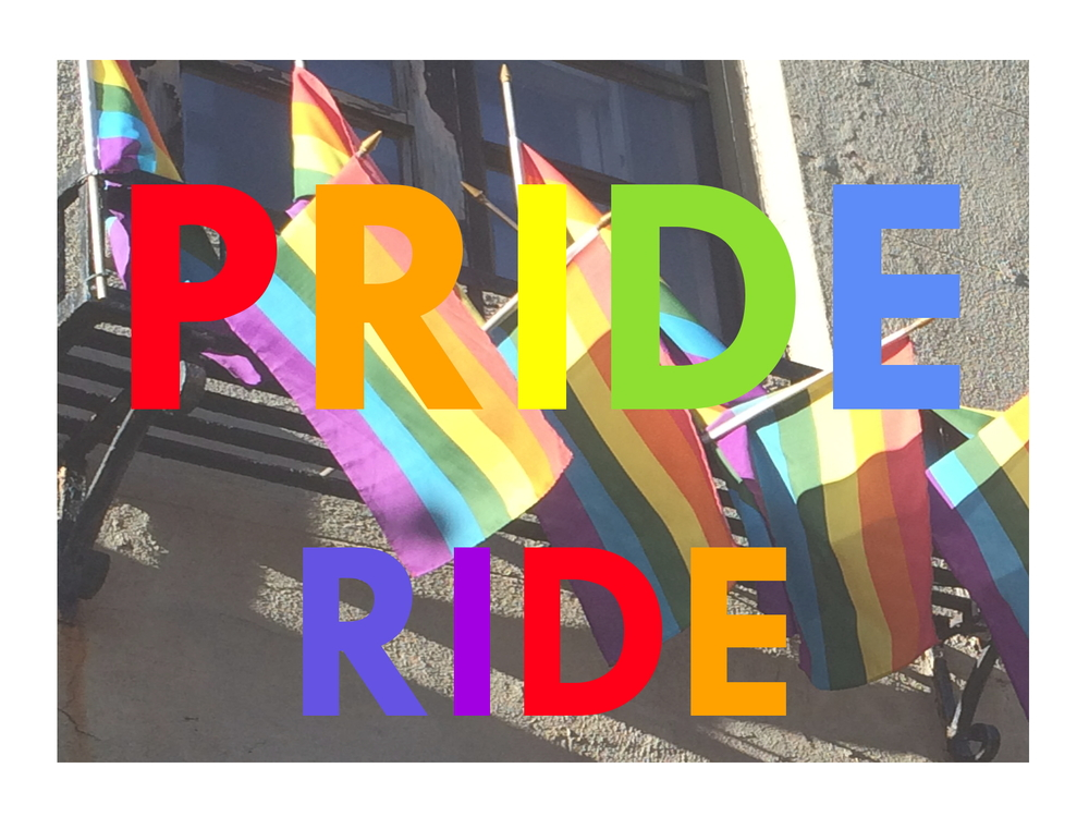 Celebrate the stories of Pride