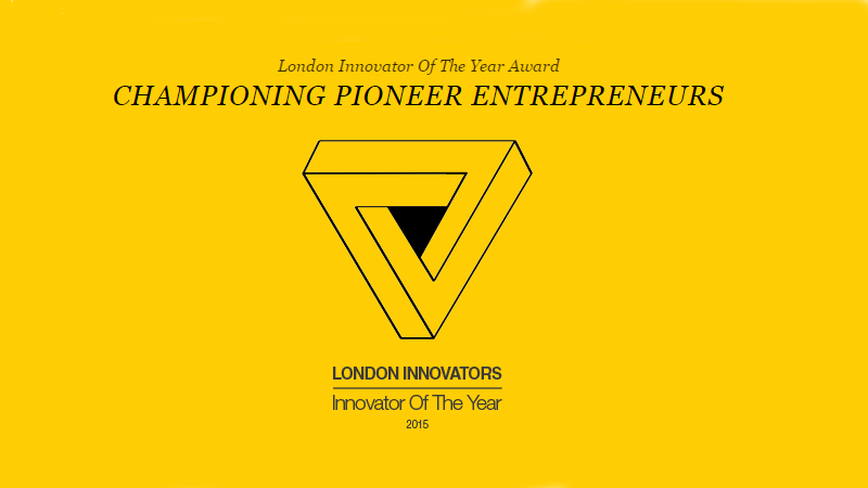 doppel shortlisted for the London Innovator Awards.PNG
