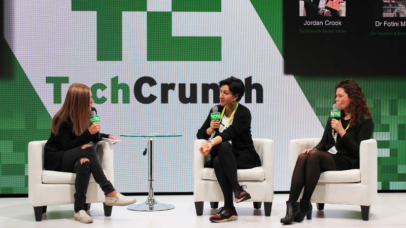 We also landed this interview with TechCrunch!