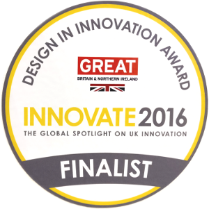 Design in Innovation Award 2016