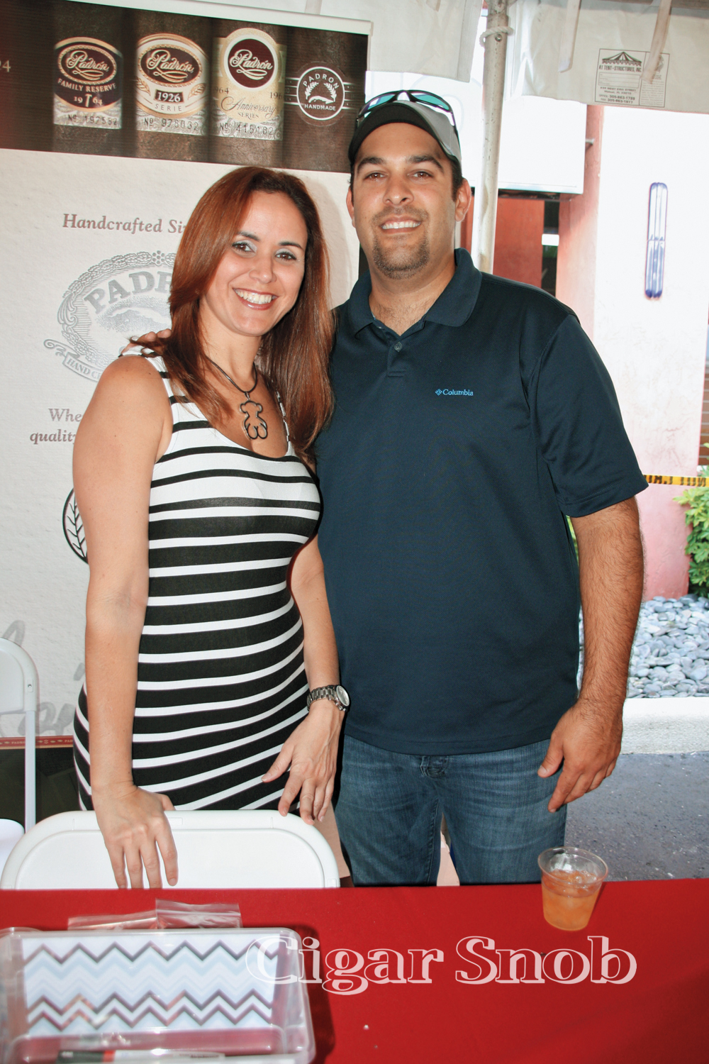 Paola Sánchez and Marco Soto-Padrón