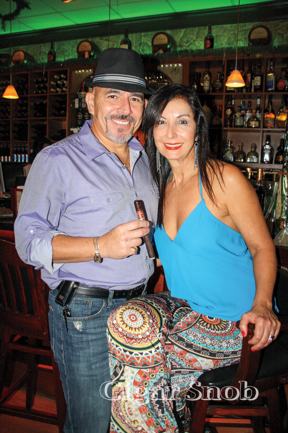 Bernardo and Marilyn Rodríguez
