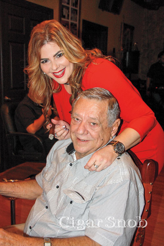 Yadi González-Vargas and Arnaldo González