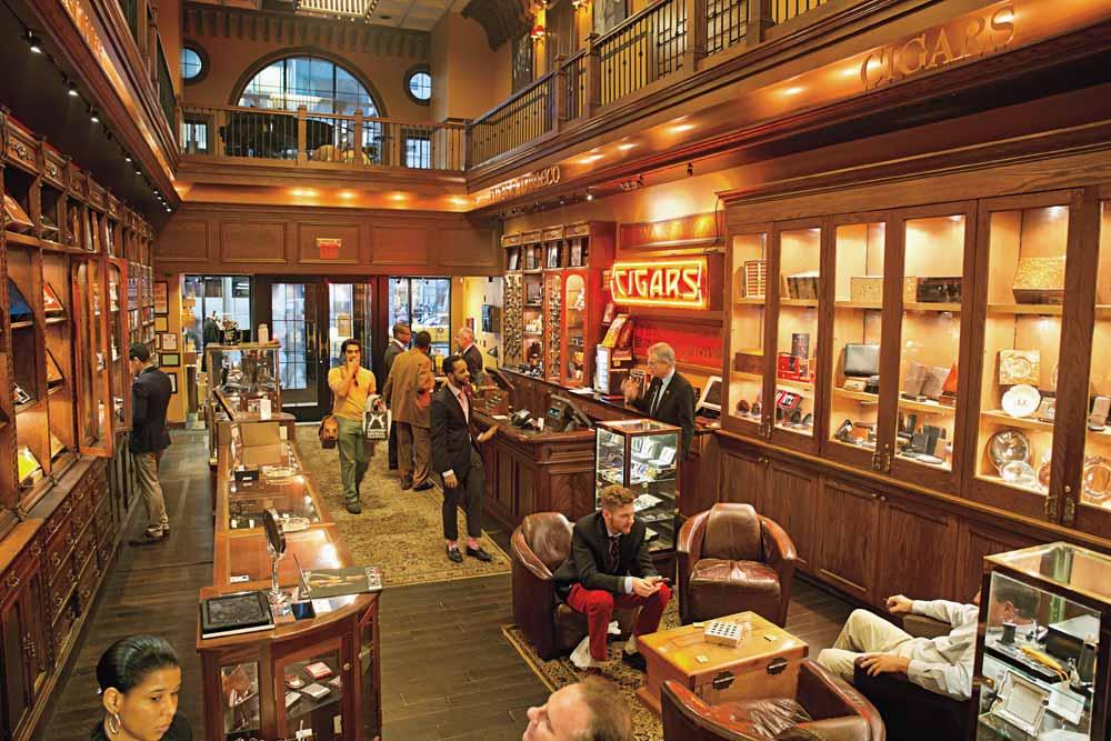 Nat Sherman Townhouse Cigar Snob Magazine