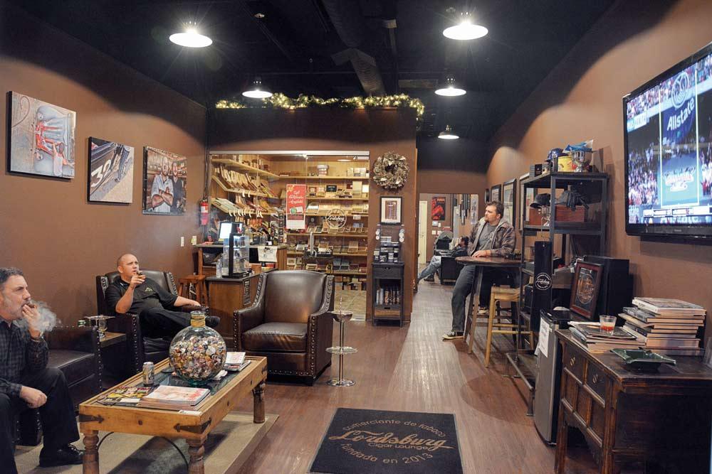 Lordsburg Cigar Lounge Cigar Snob Magazine