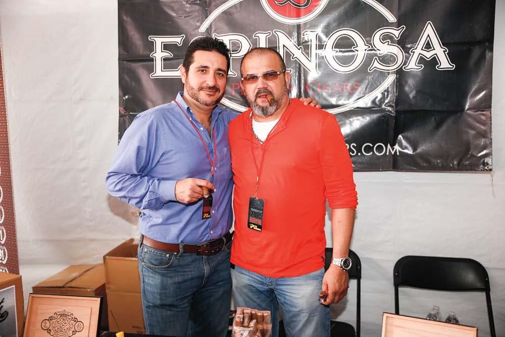 Fernando Zacarías and Erik Espinosa
