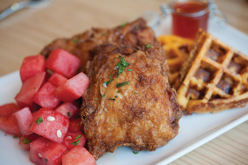 The fried chicken recipe behind the success of Yardbird came from 50 Eggs restaurant group founder John Kunkel's grandmother. Yardbird's original location is in Miami Beach, with a second in Las Vegas and more on the way.