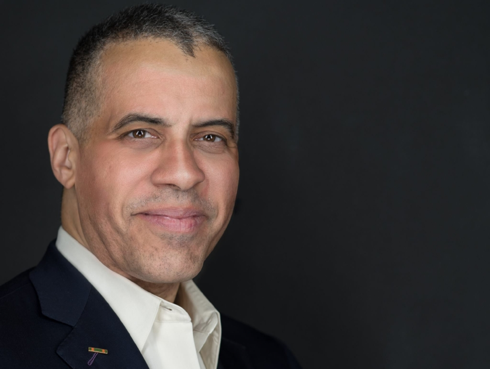 Larry Sharpe is running for New York governor as a Libertarian.