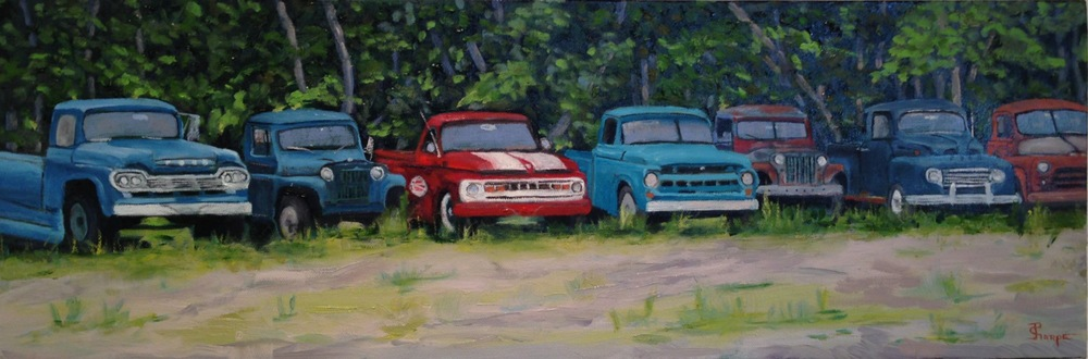 trucks-in-maine-oil-painting-phyllis-sharpe.jpg