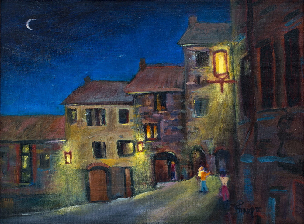 'Night in Italy'