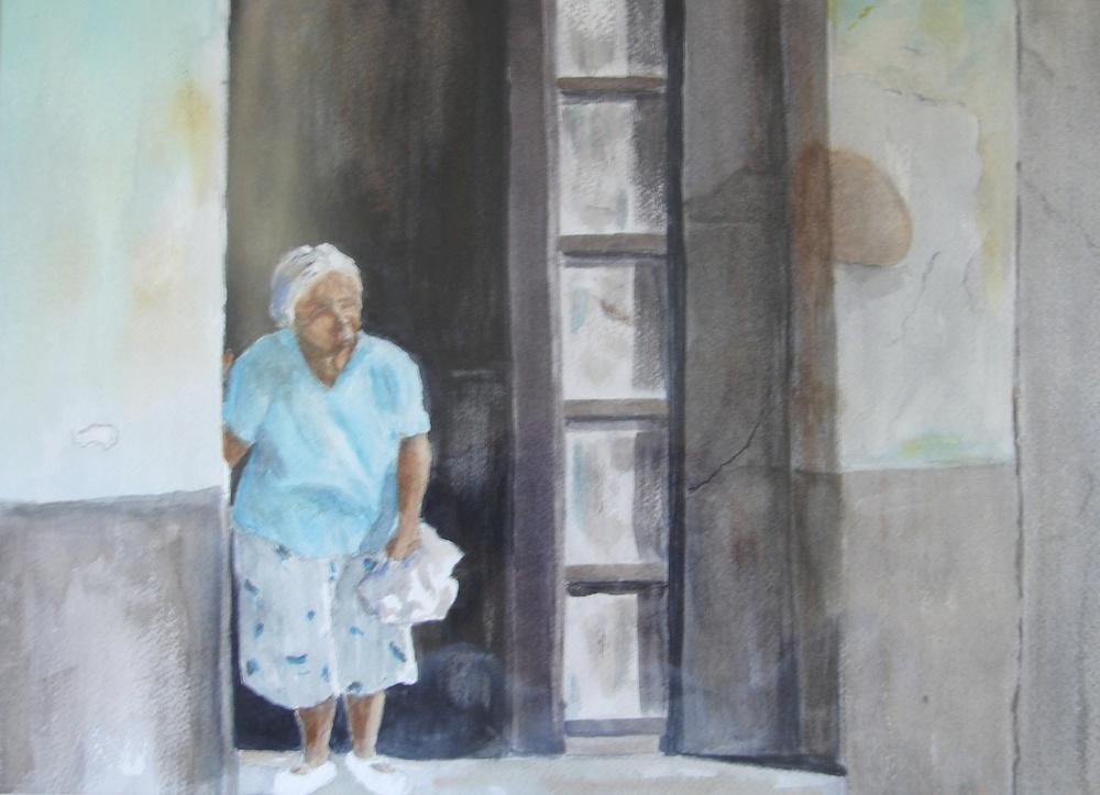 'Cuba Lady'