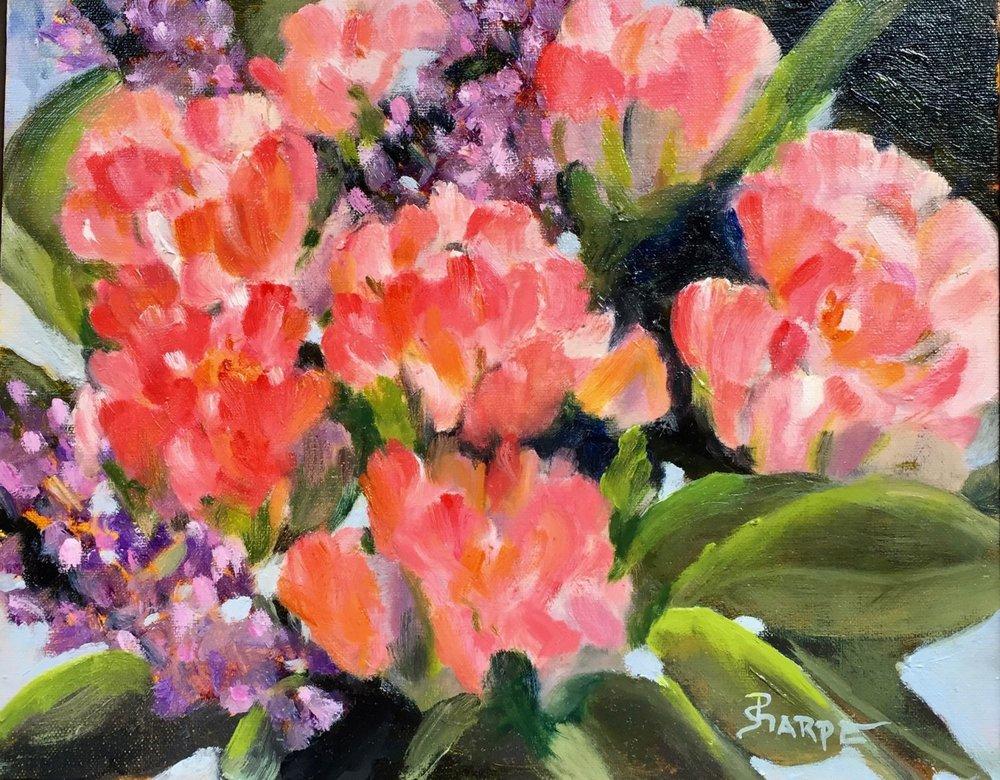 'Flower Study'